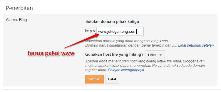 domain-custom