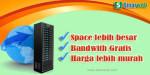 Perubahan Paket Hosting Sinarweb