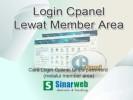 Login Cpanel Tanpa Pasword (Lewat Member Area)