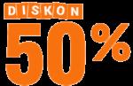 Diskon Hosting 50% Mei 2017