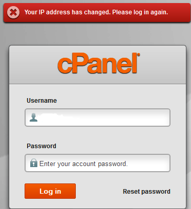 your-ip-address-has-changed