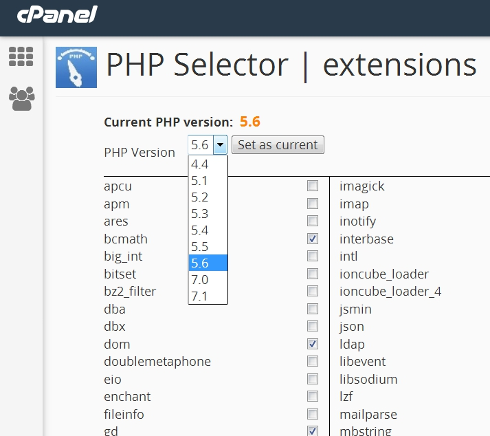 php-ver56